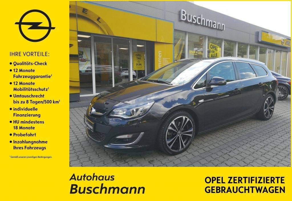 Used Opel Astra 2.0