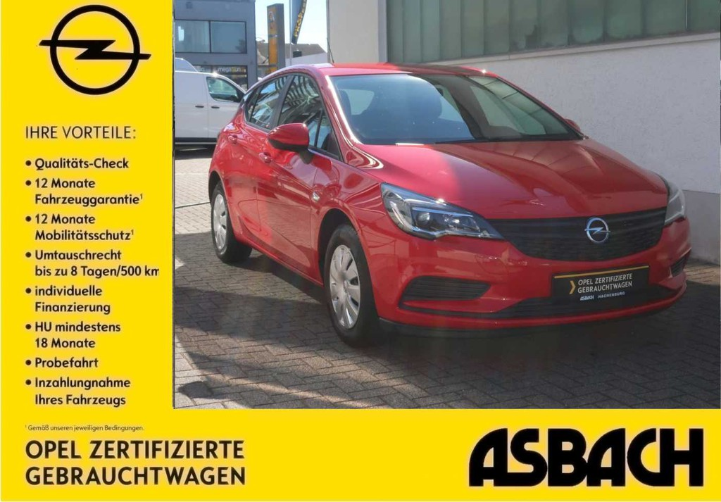 Opel Astra 1.4 K Selection