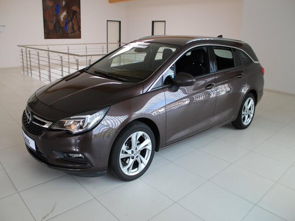 Opel Astra 1.4 Turbo Sports Tourer Dynamicückfahrkamera