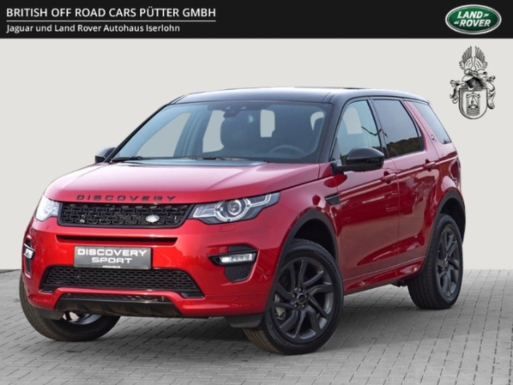 Land Rover Discovery Sport HSE TD4 180PS