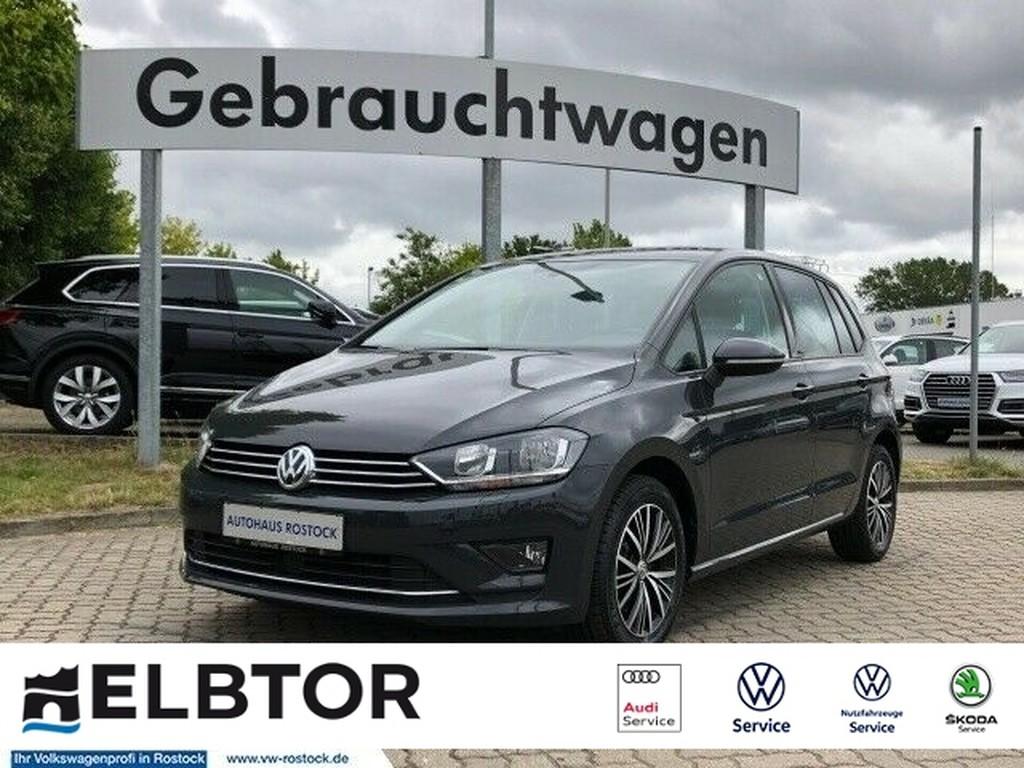 Volkswagen Golf Sportsvan 1.6 TDI Allstar ISOFI
