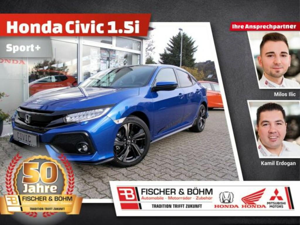 Used Honda Civic 1.5
