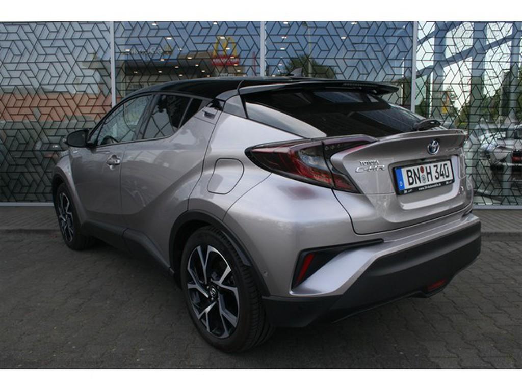 Toyota C-HR Hybrid Club Bi-Tone
