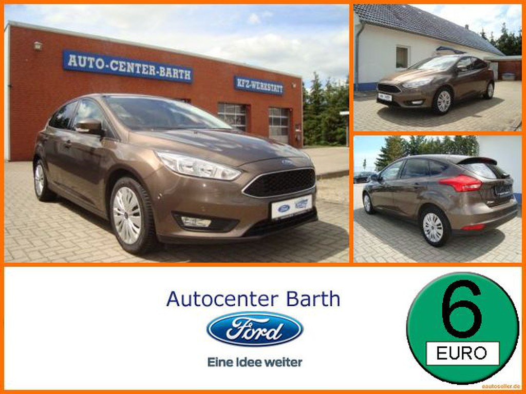 Ford Focus 1.0 EcoBoost Business Einparka
