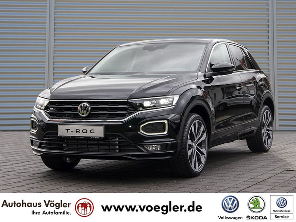 Volkswagen T-Roc 1.5 TSI UNITED 7 R-Line 19