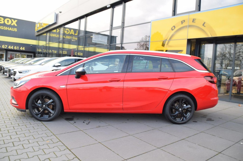Opel Astra ST On