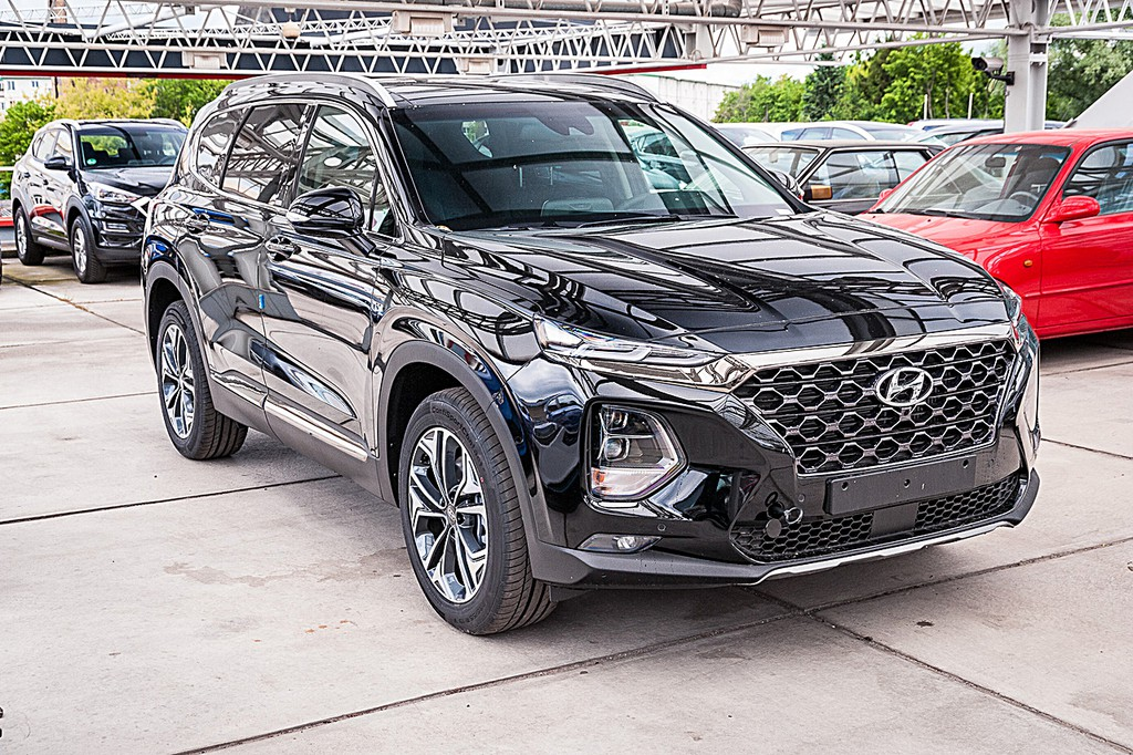 Hyundai Santa Fe 2.2 CRDi SEVEN Premium