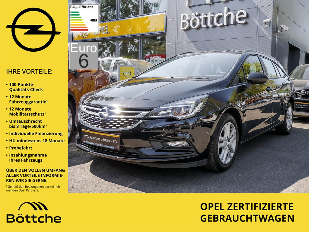 Opel Astra 1.4 ST Turbo Edition