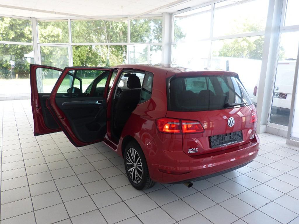 Volkswagen Golf Sportsvan 1.2 TSI Allstar Ligh