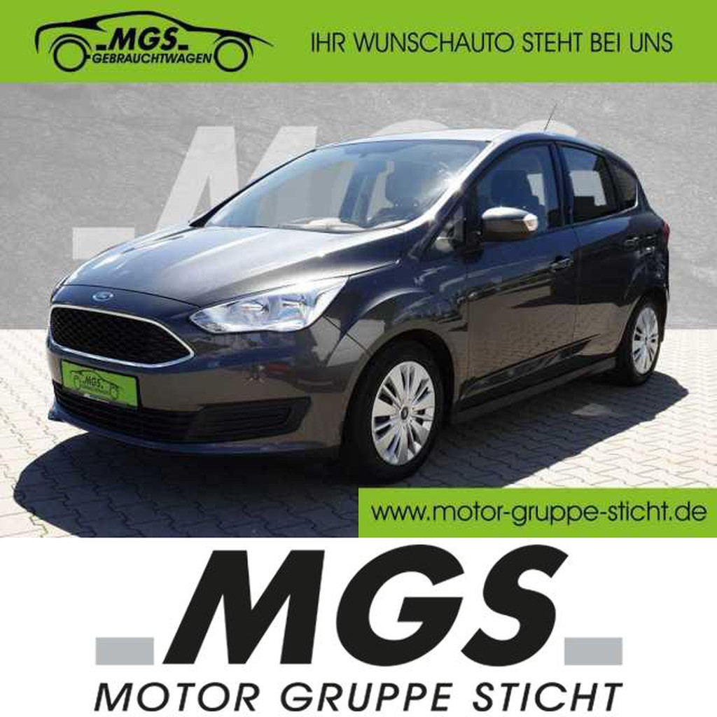 Ford C-Max 1.0 Compact EcoBoost Trend #