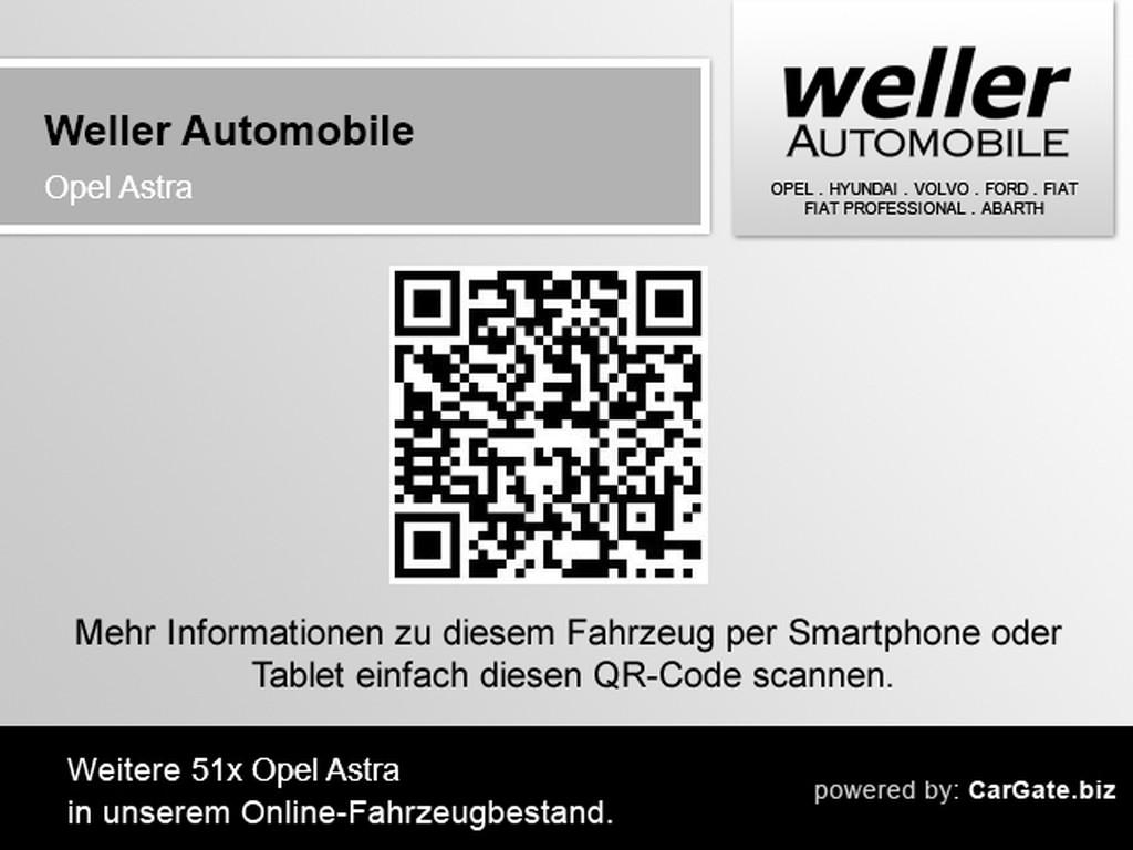 Opel Astra 1.4 K TURBO Sports Tourer Innovation