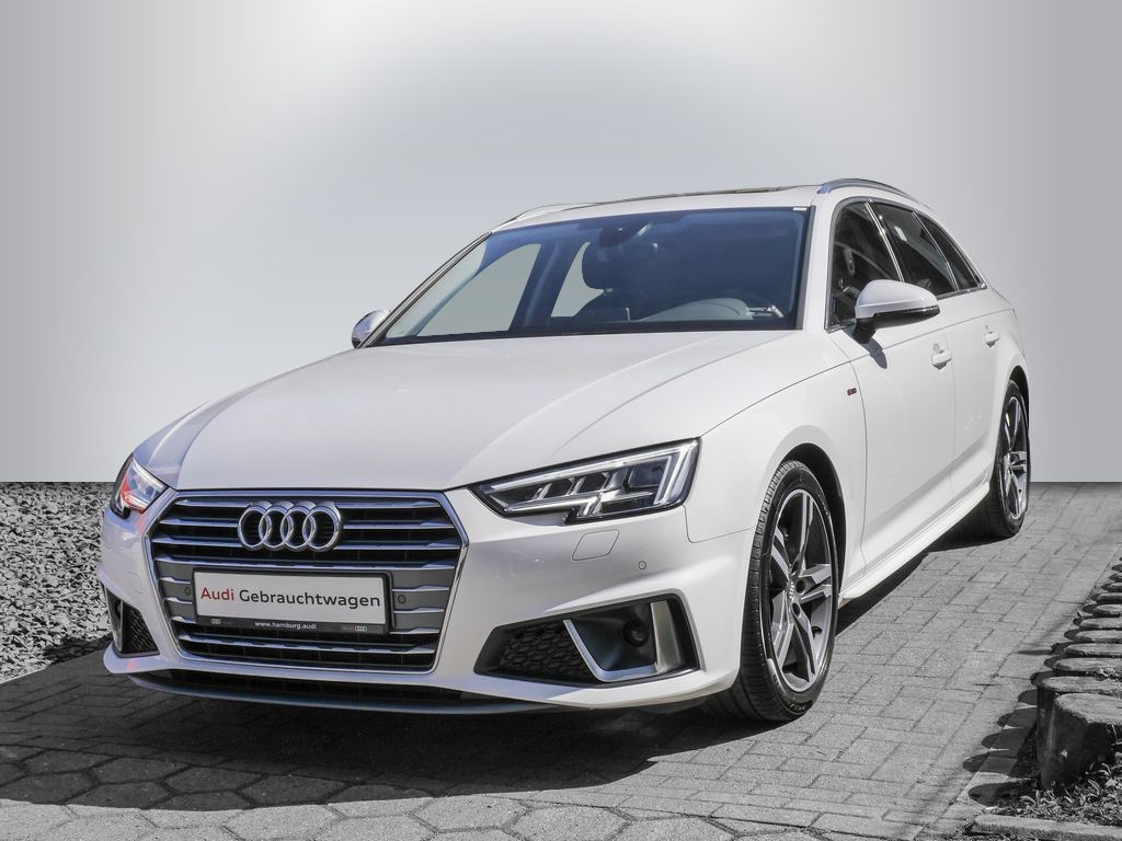 Audi A4 Avant 40 TDI sport S LINE