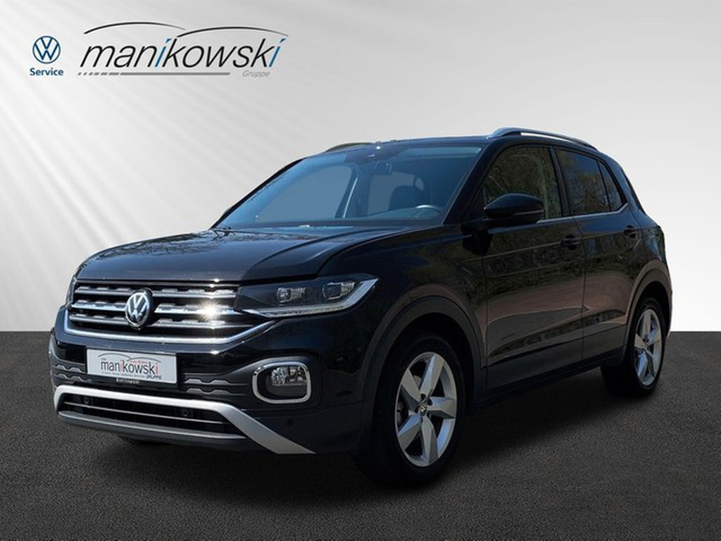 """Volkswagen T-Cross """"Style"""" 2JahreGarantie"""