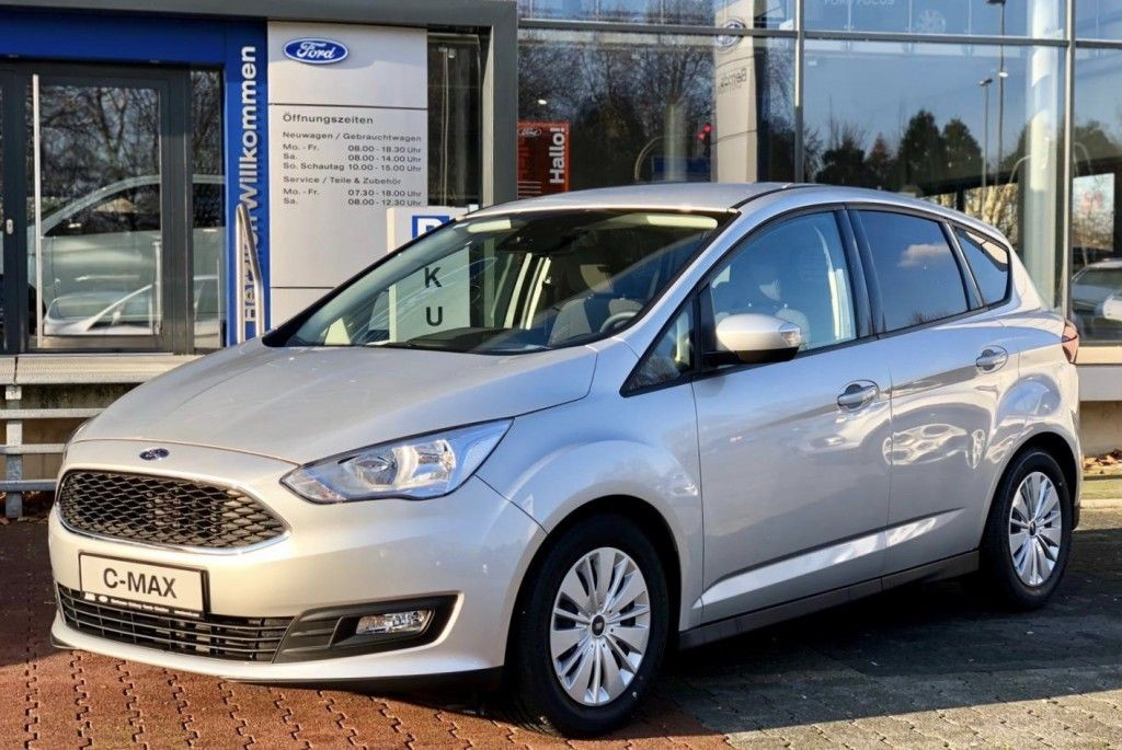 Ford C-Max Trend HINTEN