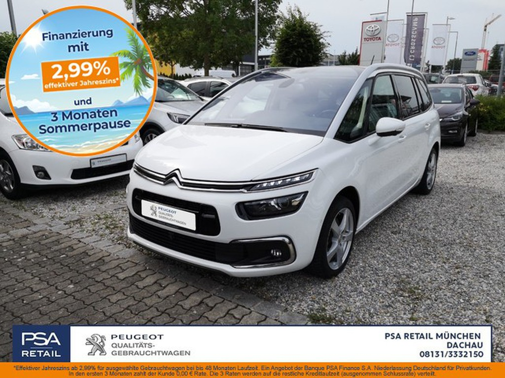Citroën Grand C4 Picasso THP 165 SHINE
