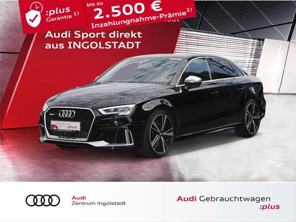 Audi RS3 Limousine S-Sitze AGA 280KM H B