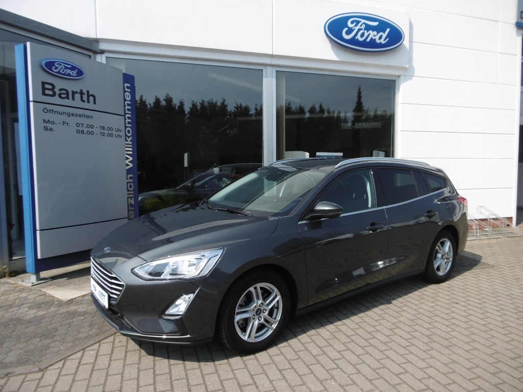 Ford Focus 1.0 EcoBoost Cool&Connect Kurvenl FGS