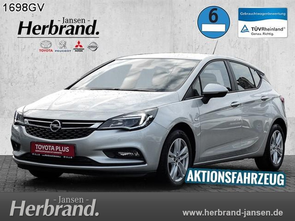 Opel Astra 1.4 Edition Turbo
