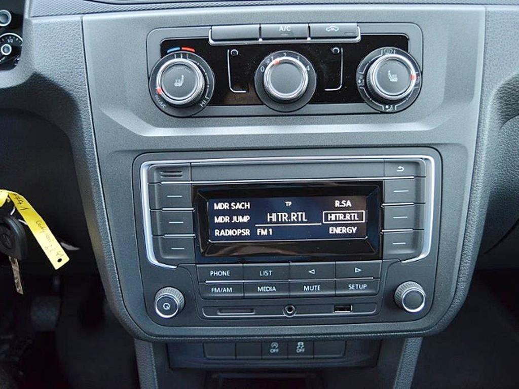 Volkswagen Caddy 2.0 TDI Maxi Kasten CLIMATIC T