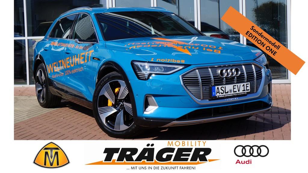 Audi e-tron advanced edition