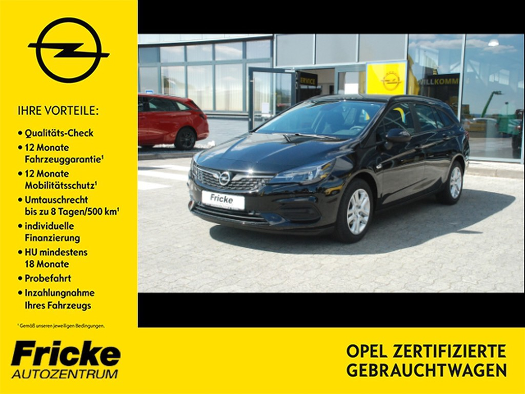 Opel Astra K ST Edition