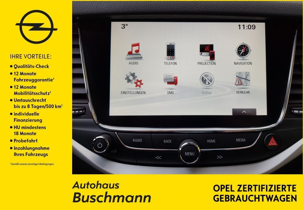 Opel Astra 1.4 T ST Edition