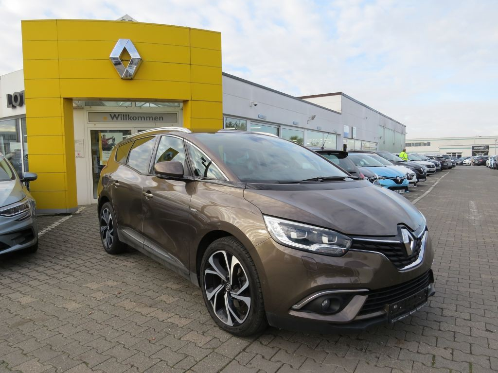 Used Renault Grand Scenic 1.6