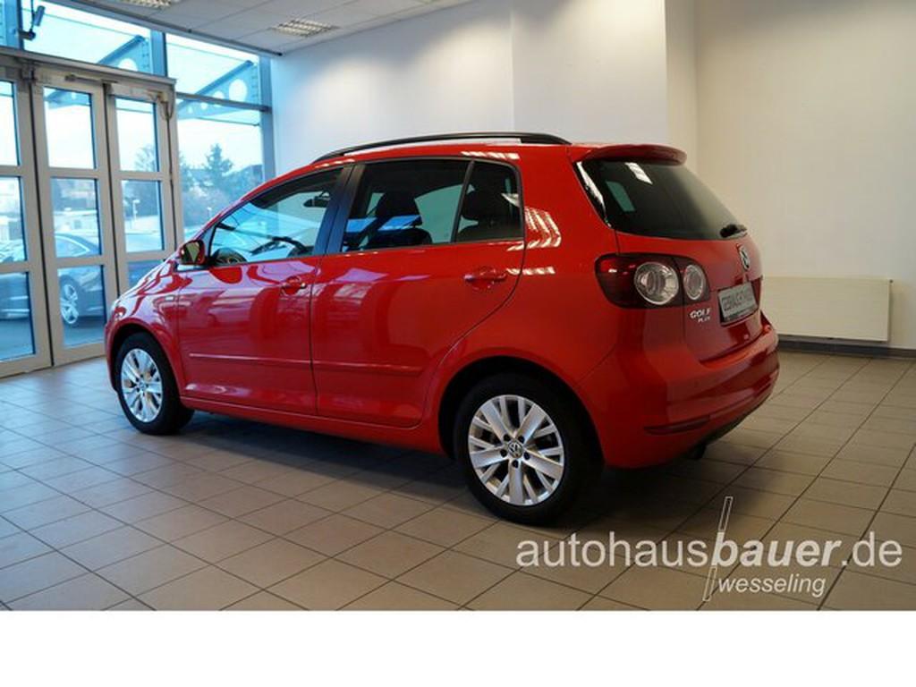 Volkswagen Golf Plus 1.2 TSI Life VI Park-Distance-Controll
