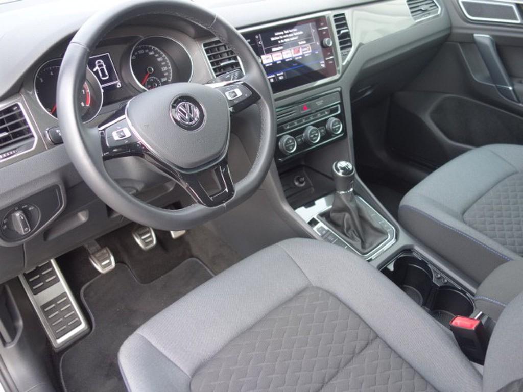 Volkswagen Golf Sportsvan JOIN App