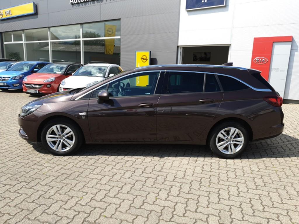 Opel Astra 1.4 K Sports Tourer Dynamic Turbo