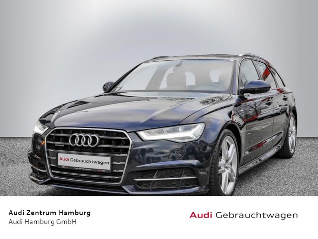 Audi A6 3.0 TDI Avant S line quattro