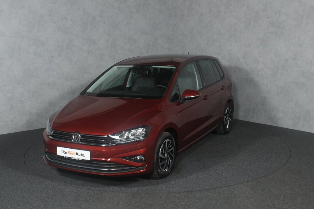 Volkswagen Golf Sportsvan Join FrontAs