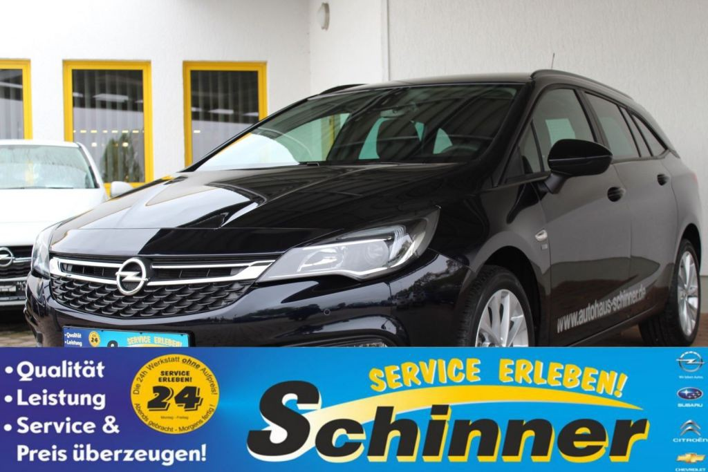Opel Astra 1.4 Turbo Sports Tourer 120 Jahre