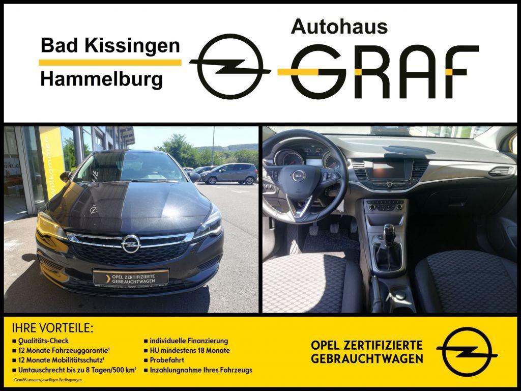 Opel Astra 1.6 D Edition Sitz Kilmaautomatik