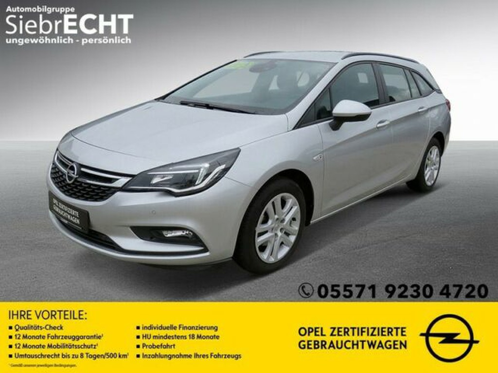 Opel Astra 1.6 K Edition S S 2-Z