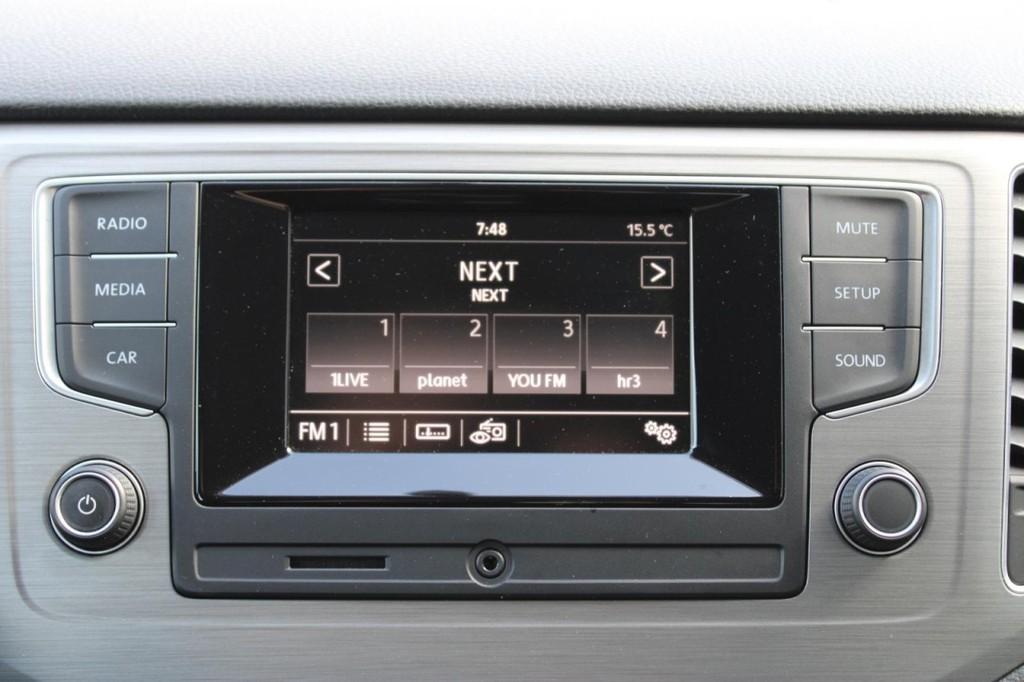 Volkswagen Golf Sportsvan Comfortline Mehrwertsteuer ausweisbar