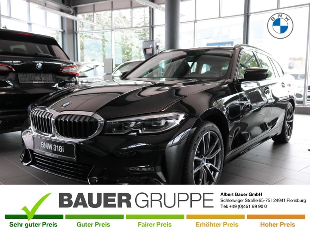 BMW 318 i Sport Line Professional Drivin