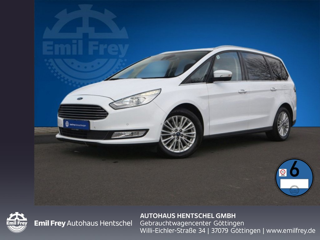 Ford Galaxy 2.0 TDCi Titanium Businesspaket