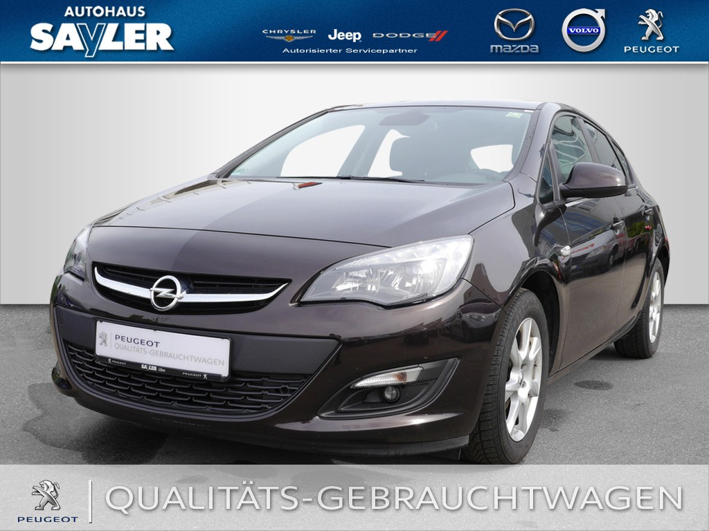 Opel Astra 1.4 Turbo Selection