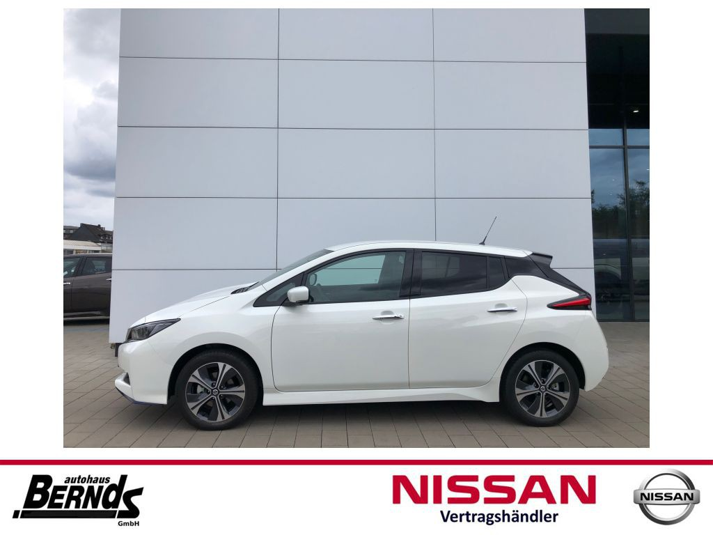 Nissan Leaf h e N-Connecta 217(ZE1) ProPILOT