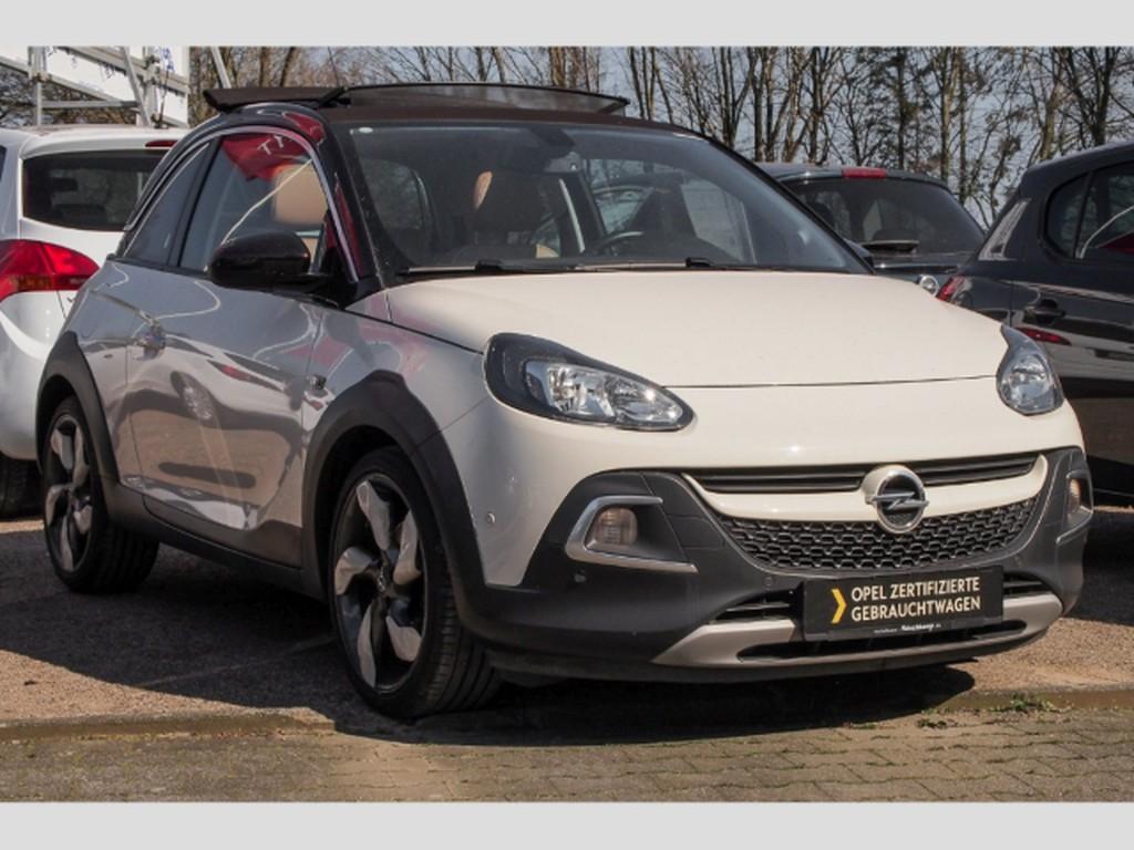 Opel Adam 1.0 Rocks Turbo Open Multif Lenkrad