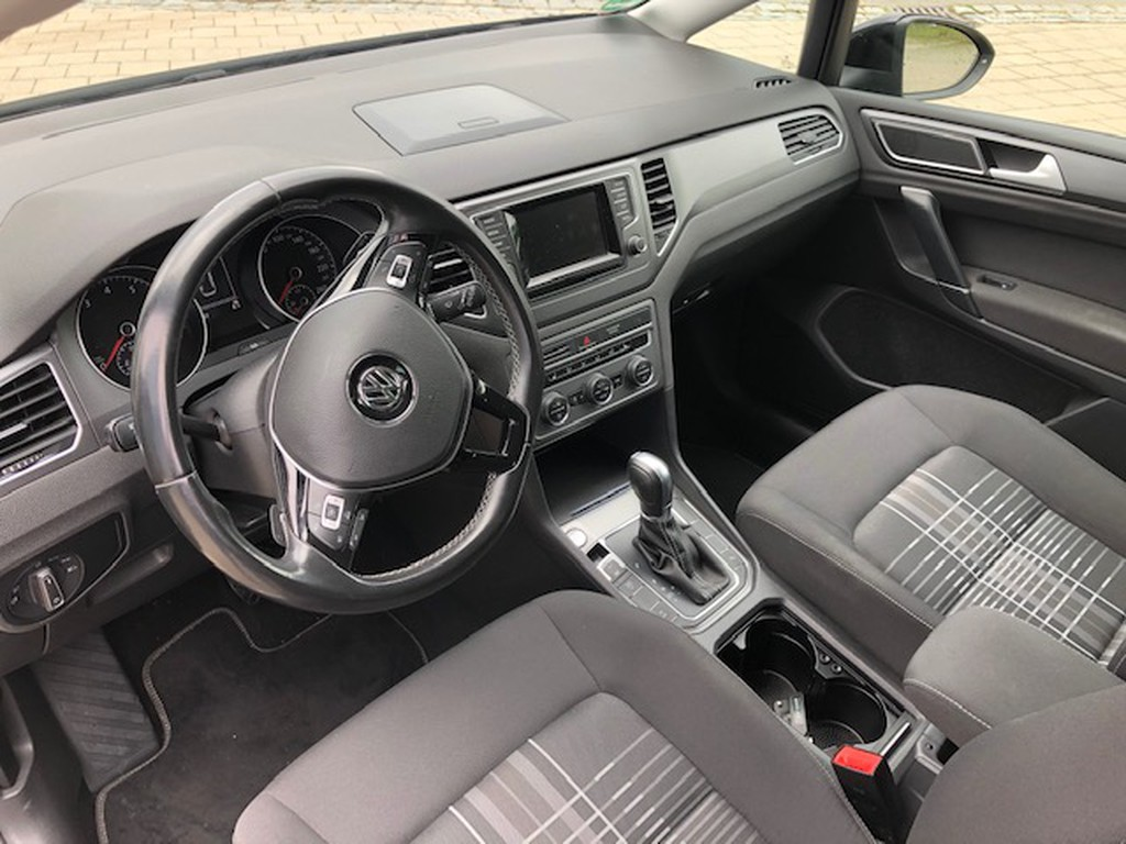 Volkswagen Golf Sportsvan 1.4 TSI Golf VII Sportsvan Lounge