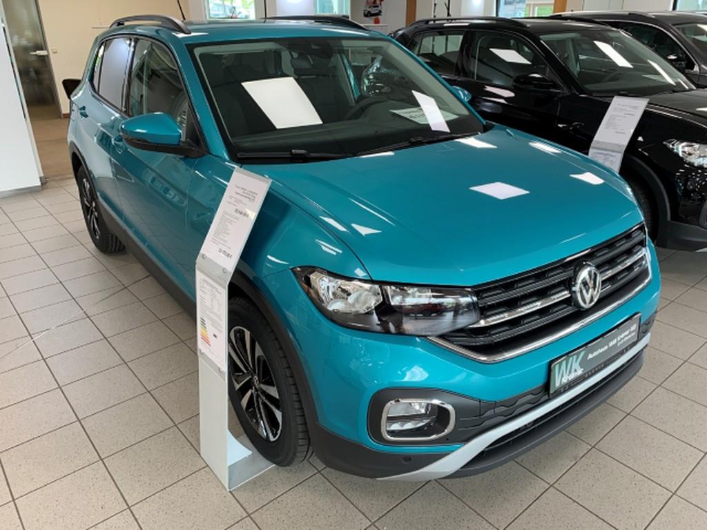 Volkswagen T-Cross 1.0 l TSI VW UNITED OPF