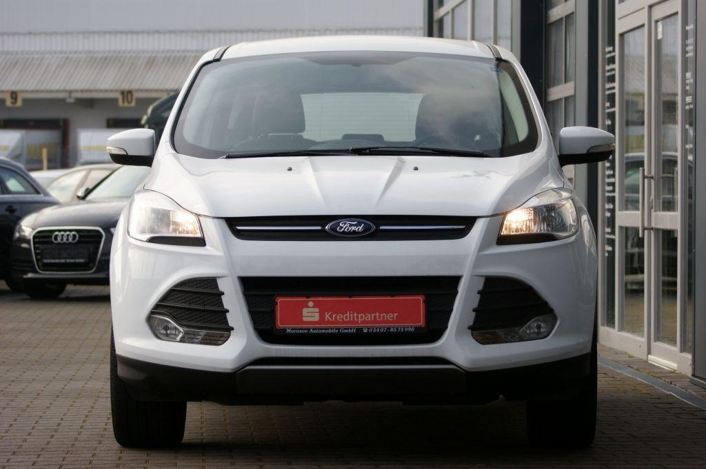 Ford Kuga 2.0 TDCi 2x4 Trend Anhängevorrichtung System