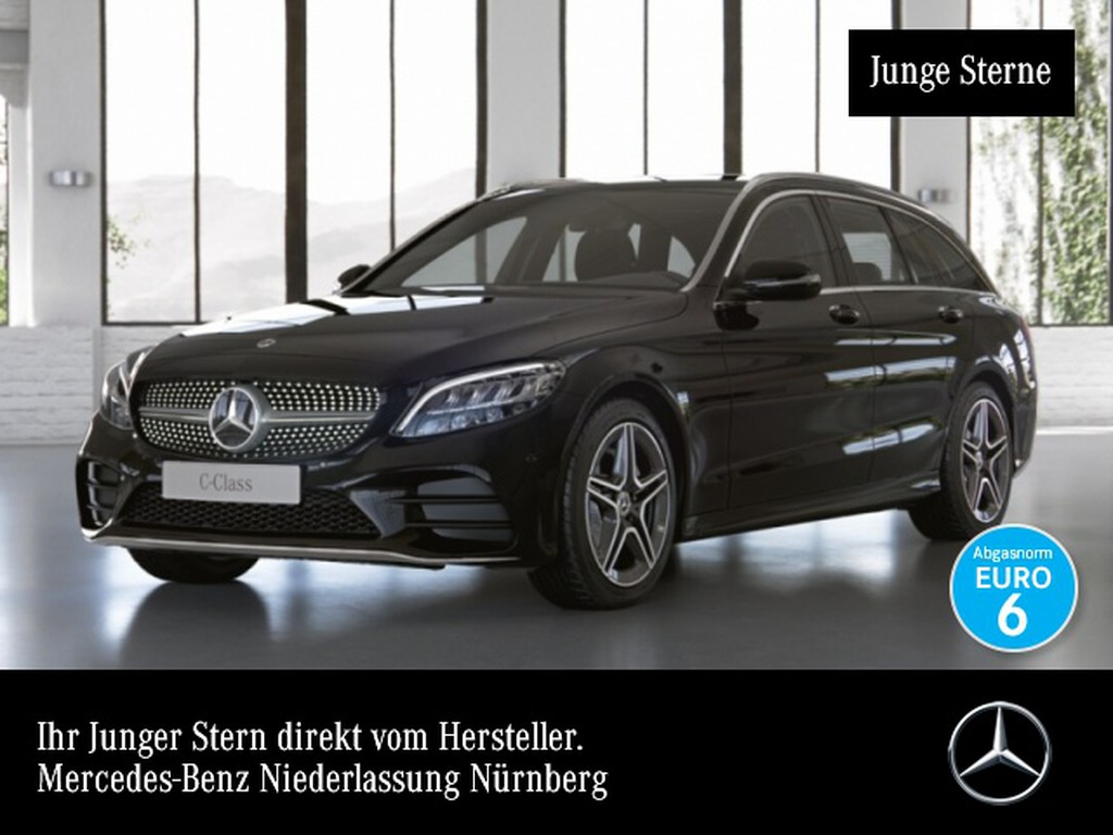 Mercedes-Benz C 200 T AMG Easy-Pack
