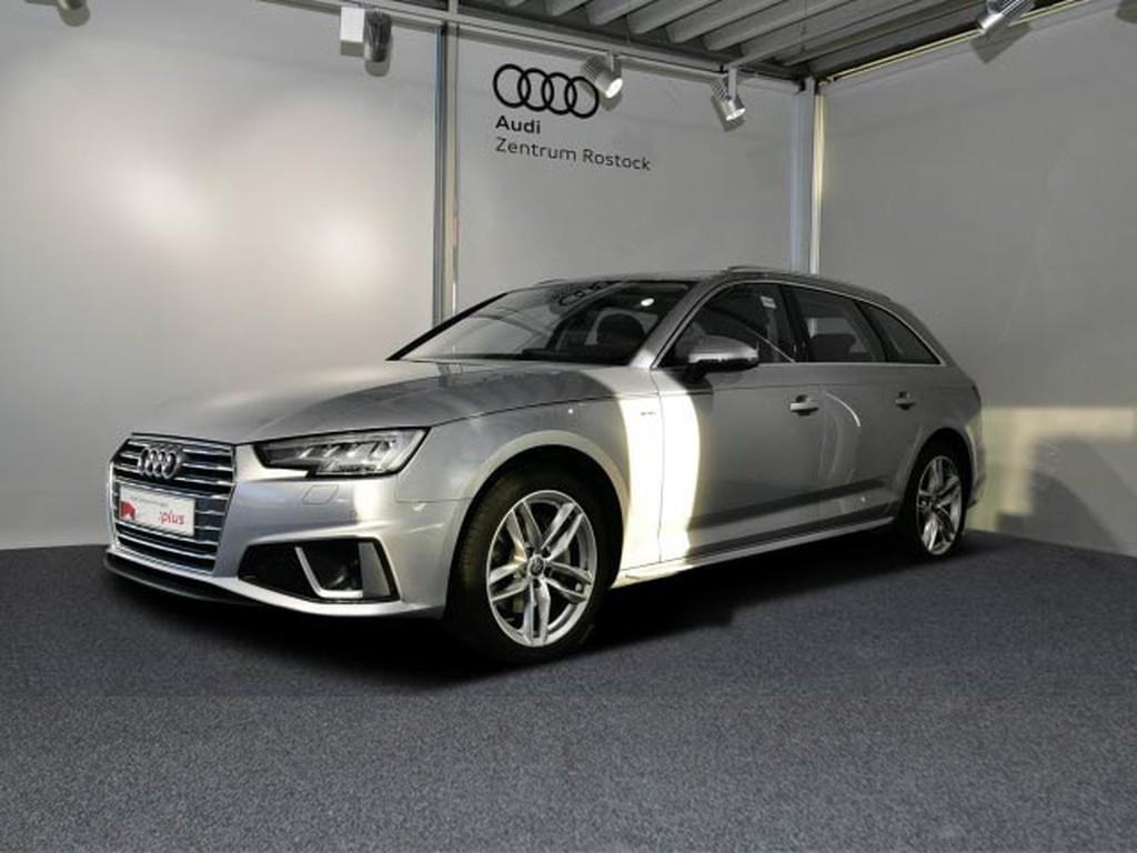 Audi A4 Avant 40TDI S LINE RADAR