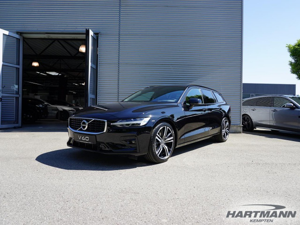 Volvo V60 D3 150PS R-Design Automatik Sportpaket