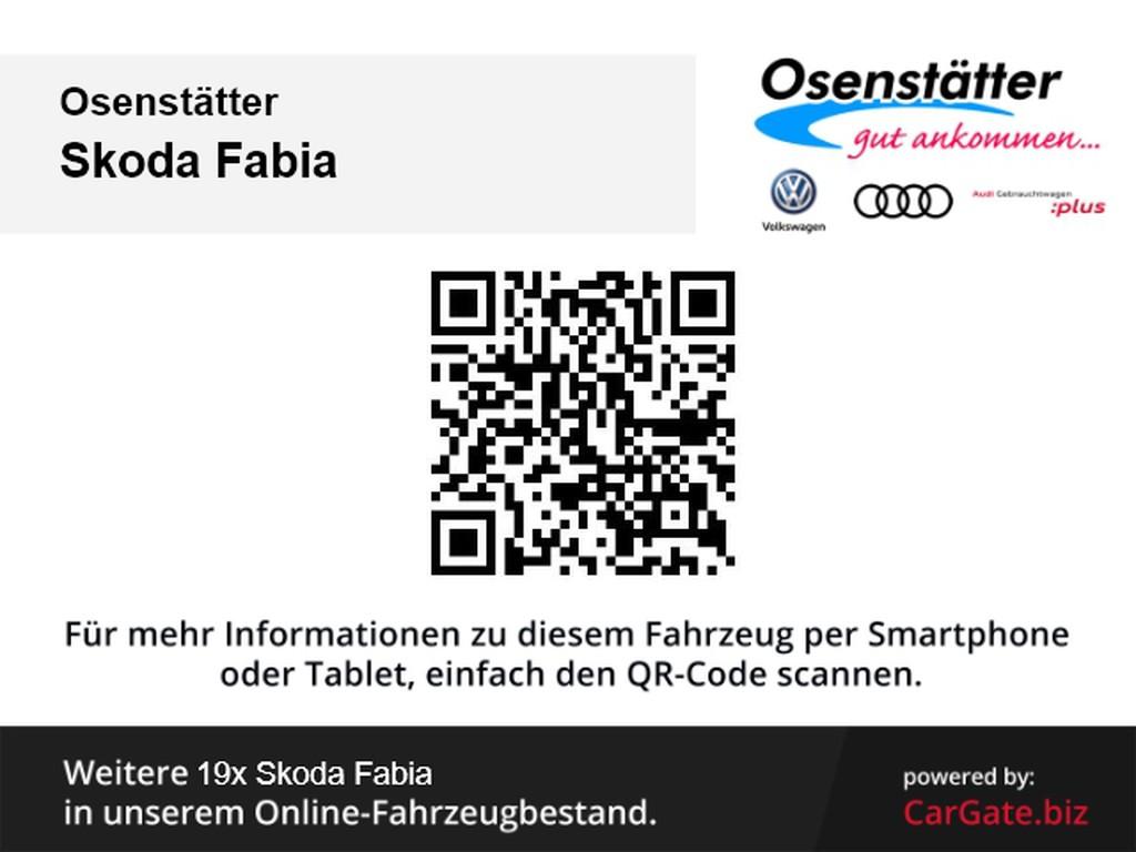 Skoda Fabia 1.0 MPI Cool Plus EU6d-T Spieg beheizbar