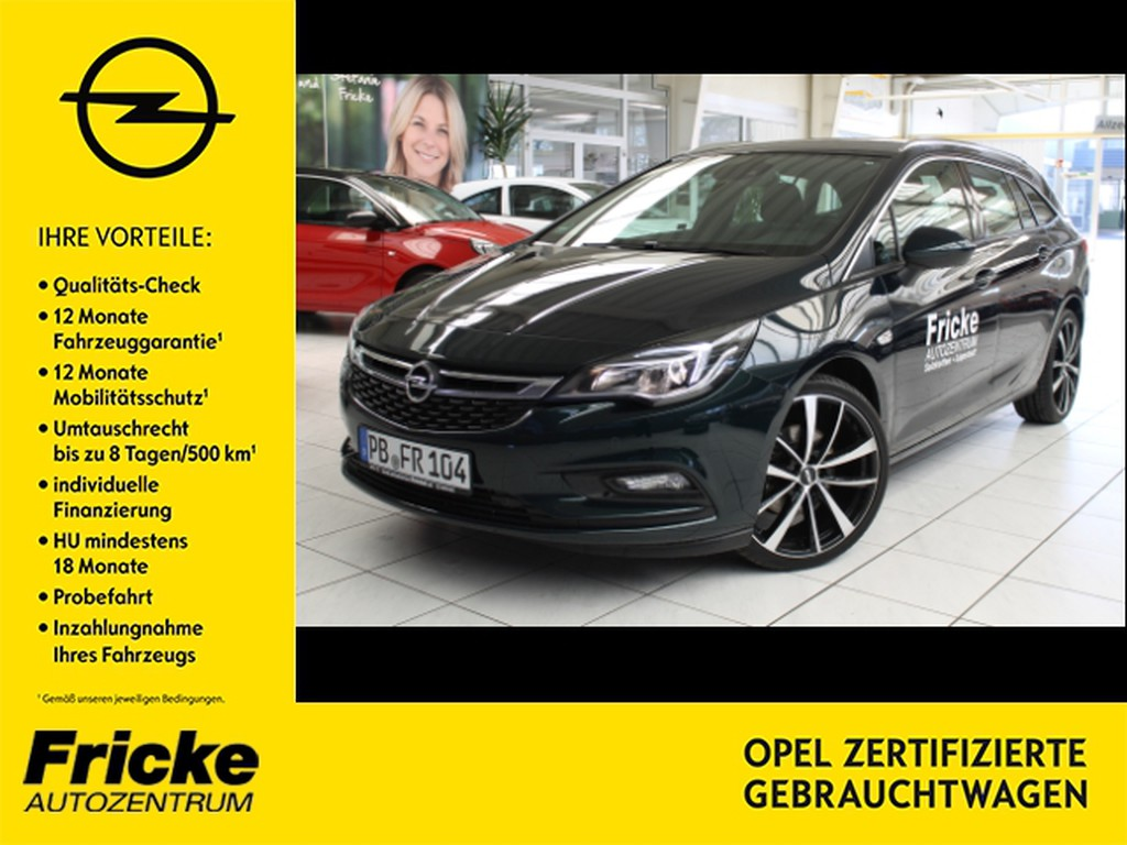 Opel Astra ST Dynamic