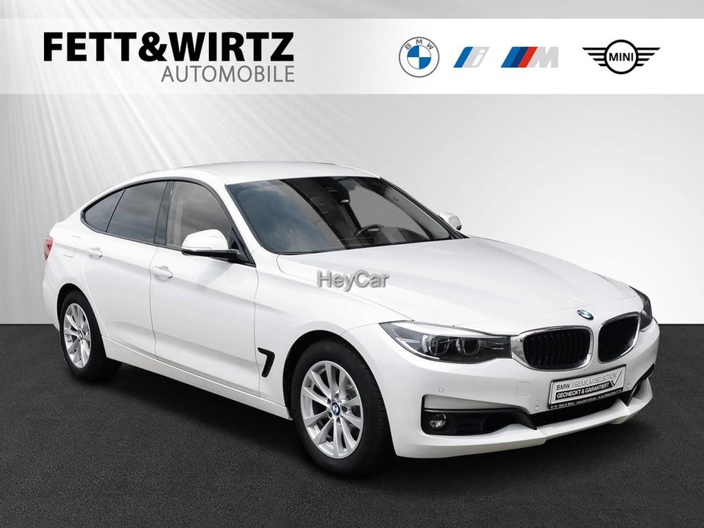 BMW 320 Gran Turismo GT Adv Prof DA